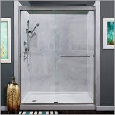 frameless frosted glass shower doors. Shower Doors 72 Wide » Inspire Vigo Frameless 60×74 Inch Frosted Glass Sliding L