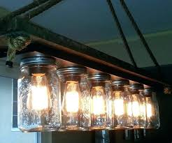 mason jar lighting diy. Hanging Mason Jar Light Lights Large Size Of Dining Blue . Lighting Diy