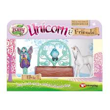 my fairy garden unicorn and friends zoom