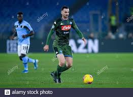 Roma, Italy. 11th Jan, 2020. Fabian Ruiz of SSC Napoli ...