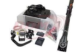product description liftmaster premium series 8355 1 2 hp ac belt drive 10 garage door opener