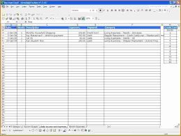 Credit Card Spreadsheet Template Expense Report Spreadsheet Exotic 9 Best Of Daily Business Expense