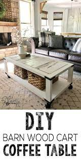 77 diy coffee table ideas on a budget
