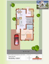 west facing duplex house plans per plot for site plan home north as in indian