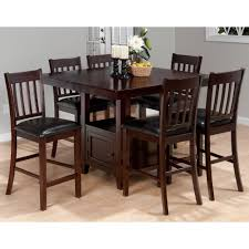 Counter Height Bistro Table Set Counter High Table Smithland Counter Height Table Set Maddox