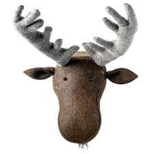 animal heads mounted stuffed animal wall mount heads for mounted head deer hunter nursery stuffed animal
