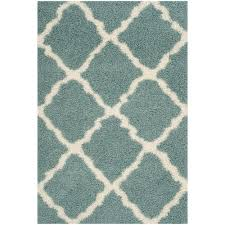 dallas seafoam ivory 5 ft x 8 ft area rug
