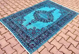 vintage overdyed rugs uk