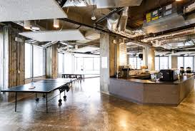 Creative office spaces Colorful Open Floor Plans And Lowwalled Workstations Are The New Trend In Creative Office Space Commercial Property Classifications Types Of Office Spaces class