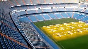 Estadio Santiago Bernabeu Stadium Tour Of Real Madrid Hd Inside