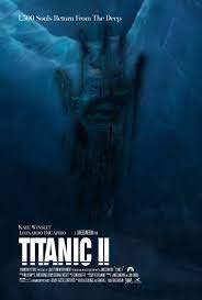 ArtStation - Titanic 2 Fan Poster, vincent haws