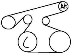 1995 geo prizm engine belt diagram wiring diagrams second how to replace alternator belt 1995 geo prism diagram fixya 1995 geo metro timing belt replacement 1995 geo prizm engine belt diagram
