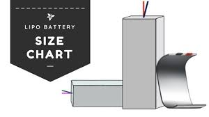 Watch Battery Chart Dimensions Lipo Battery Size Chart Dimensions Parameters And Weight