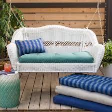 Light Gray Settee Amazon Com Light Gray Outdoor Porch Swing Cushion 42 X 19