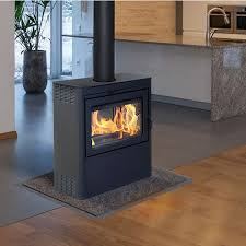 supreme vision see through wood stove charcoal woodlanddirect com wood stoves supreme fireplaces