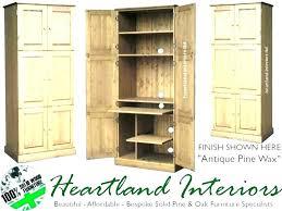 solid oak hidden home. Hidden Home Office Computer Desk Hide Away Furniture Hideaway D Solid Oak Hidden Home 2