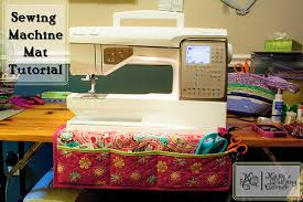 Sewing Machine Organizer Pattern Free