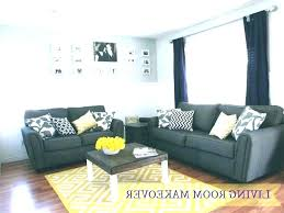yellow and grey living room grey blue yellow living room grey blue and yellow living room