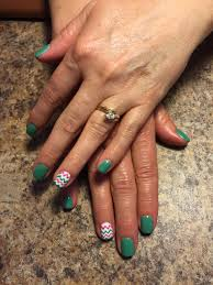 Nails by Zeta. Charles Penzone. Columbus, Ohio. OPI Gelcolor with ...