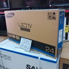 samsung tv 24 inch. led tv samsung 24inch 24h4053 model teranyar samsung tv 24 inch