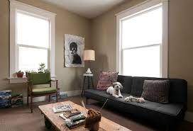 Cool Image Of Tufted Button Black Leather Armless Living Room - Living room inspirations