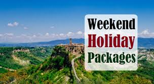India Holidays Weekend Tour Packages From in Delhi