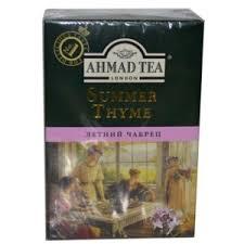 <b>Чай AHMAD Summer</b> Thyme Летний чабрец | Отзывы покупателей