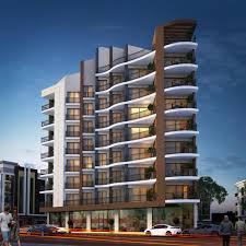 Mimarlık Mimari Cephe Tasarım D Building Design Facade - Modern apartment building facade