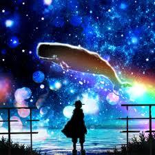 夜空のクジラ