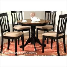 36 round dining table furniture antique black cherry round dining table international concepts 36 inch round
