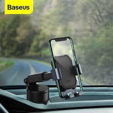 <b>Baseus</b> Gravity Car Phone Holder <b>Suction</b> Base <b>Mount</b> Universal ...