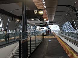 Clayton railway station, Melbourne