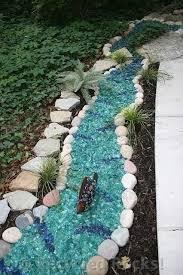 easy modern indoor rock garden ideas