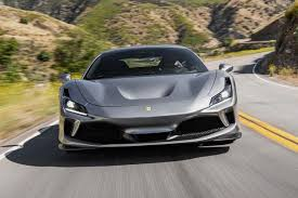 > this all original is a ts version with the targa roof painted body color, which gives it the berlinetta look and the enjoyment of a targa. 2020 Ferrari F8 Tributo Demands Driver Involvement