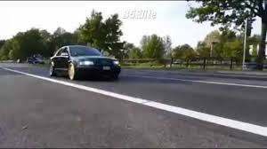 1000 hp RS4 Limo Hannover Hardcore - YouTube