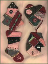 307 Best Artu0026shock Images On Pinterest  Quilted Ornaments Quilted Christmas Crafts