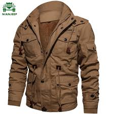 <b>Military Jacket Men</b> Brand Casual Man <b>Jackets Army Spring</b> NEW ...
