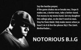 Biggie Quotes Adorable Most Influential Lines Genius