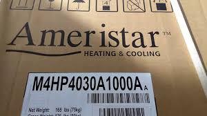 ameristar heat pump wiring diagram wiring diagram source fixing an ameristar heat pump 2 stage heat pump thermostat wiring ameristar heat pump wiring diagram