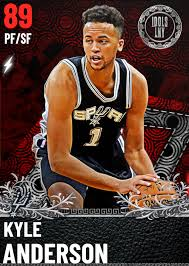 Kyle anderson was an australian professional darts player. Nba 2k21 2kdb Ruby Kyle Anderson 89 Complete Stats