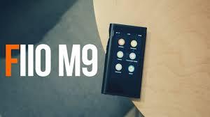 <b>FiiO M9</b> | Обзор Hi-Fi <b>плеера</b> - YouTube