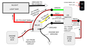 Light Bar Switch Wiring Guide With Pictures Cali Raised