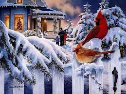 free christmas scene pictures - Bitem