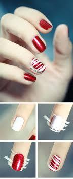 25+ trending Easy christmas nail art ideas on Pinterest | Easy ...