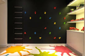 climbing wall for toddler how to make indoor climbing wall kids room salted cake inflatable rock climbing wall for toddler