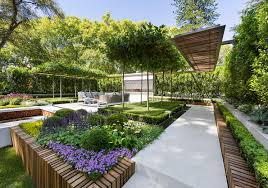 Small Picture Landscape Design Melbourne Nathan Burkett Design