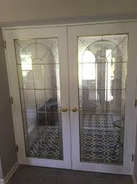 How do I update ugly old glass door panes?   Rebrn.com