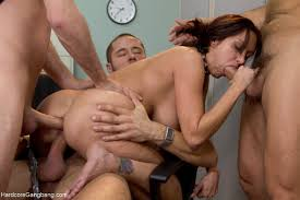 Wild XXX Hardcore Big Tits Gangbang Porn Movies
