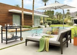 contemporary cb2 patio furniture. View In Gallery Outdoor Seating From CB2 Contemporary Cb2 Patio Furniture U