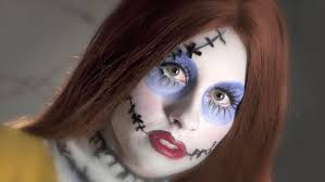 makeup tutorial creepy ragdoll